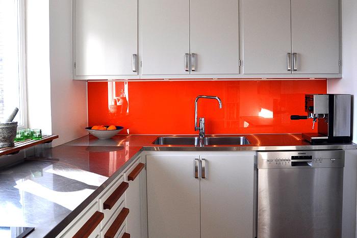 Kök i 50 tals stil av 4 kvadrat