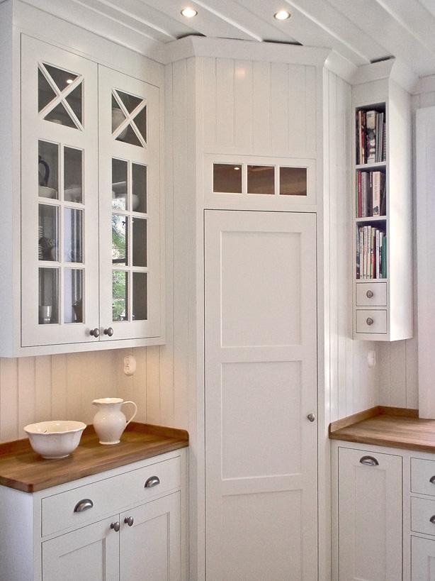Sekelskiftesk k for Kitchen design 4x4